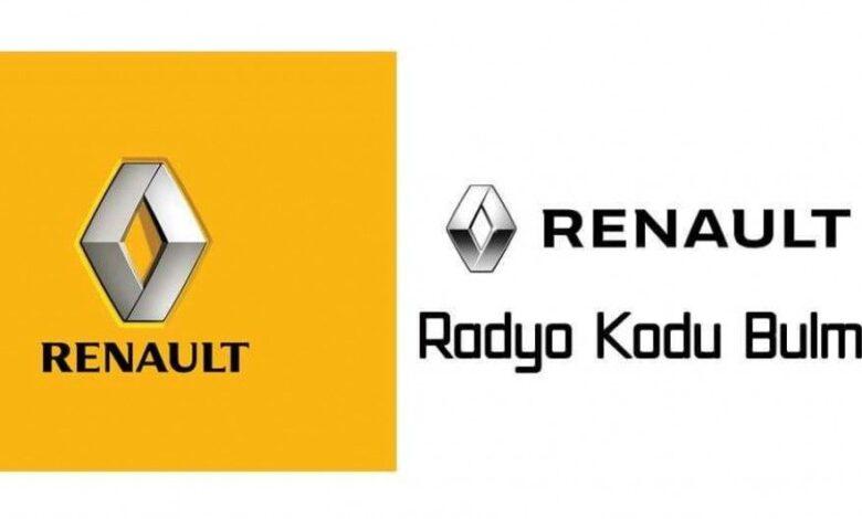 Renault Clio Doğrulama Kodu