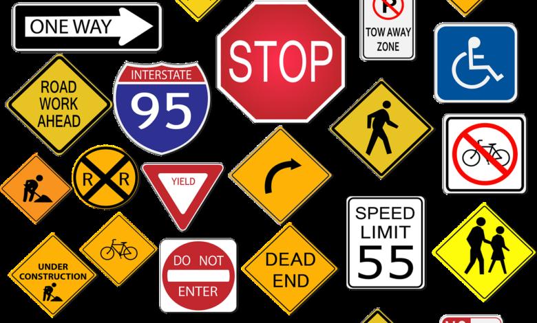 Trafik İşaretleri ve Anlamları